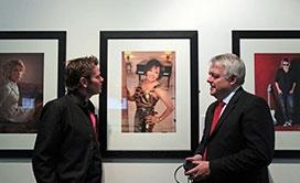 Cambridge Jones Talking Pictures Exhibition