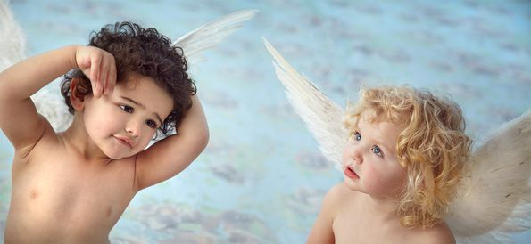 Cherubs by Phil babb