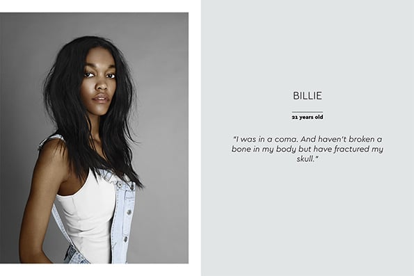 The Class of 2016 | Models 1 Billie