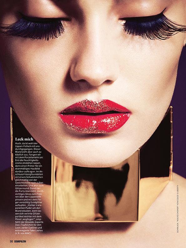 Shiseido Campaign 2
