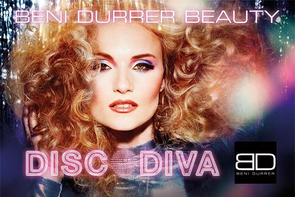 Beni Durre Disco Diva Campaign