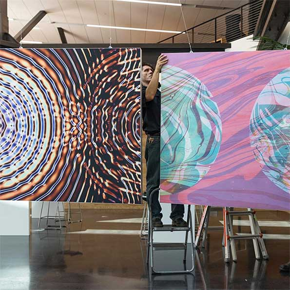 Dolby Art Series Exhibition