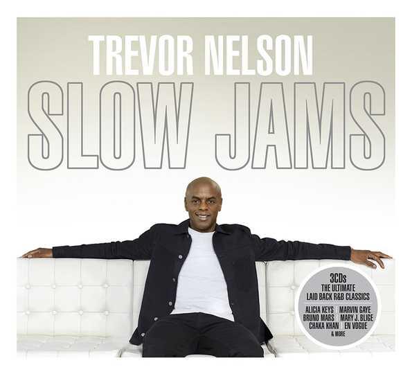 Trevor Nelson promo front